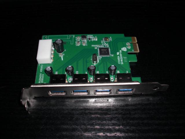 Delock USB3 Controller