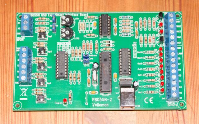 Velleman K8055N