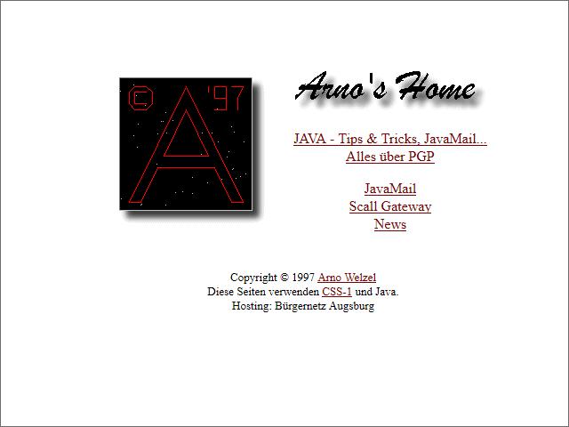 Website 1997