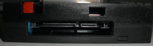 RDX cartridge, back
