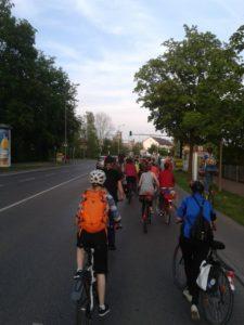 Critical Mass Augsburg, April 2014