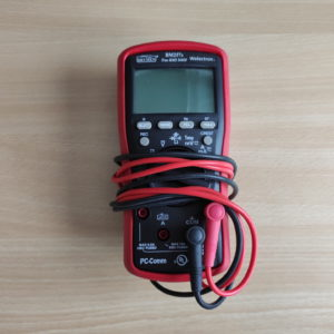 Brymen BM257s with test leads