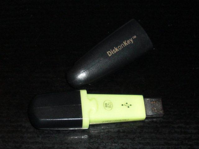 DiskOnKey 128MB