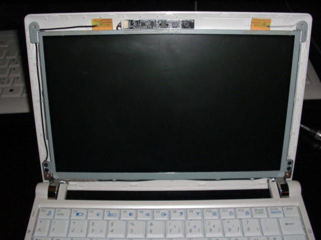 Samsung NC10, Display