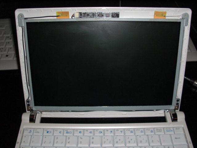 Samsung NC10, Display