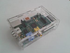 Raspberry Pi, Model B