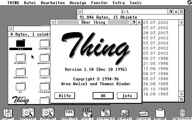 Screenshot Thing