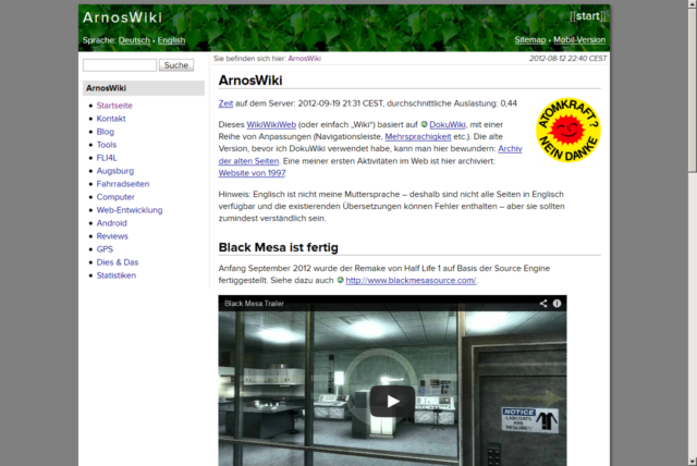 Website September 2012