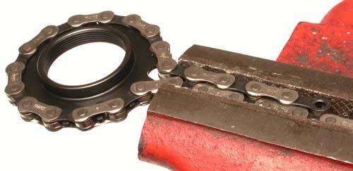 chain-vise