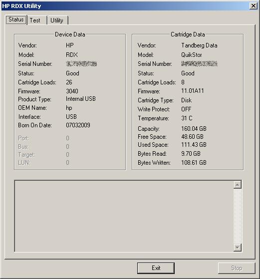 RDX-Utility