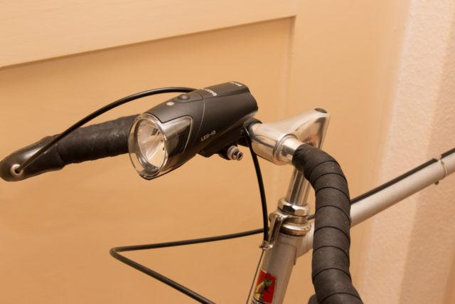 Peugeout PX-10 mit Licht