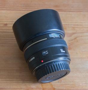 Canon 50mm f1.4 USM