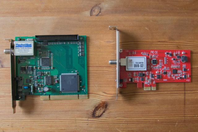 TBS6922 im Vergleich mit Technisat Skystar HD
