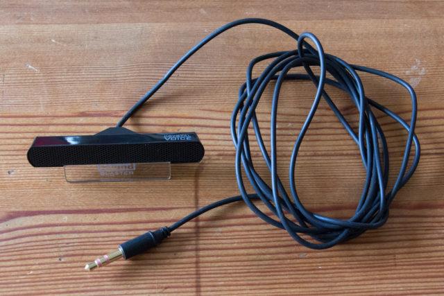 Creative Soundblaster Z, Mikrofon
