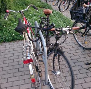 Surly Crosscheck und Berliner Oldie