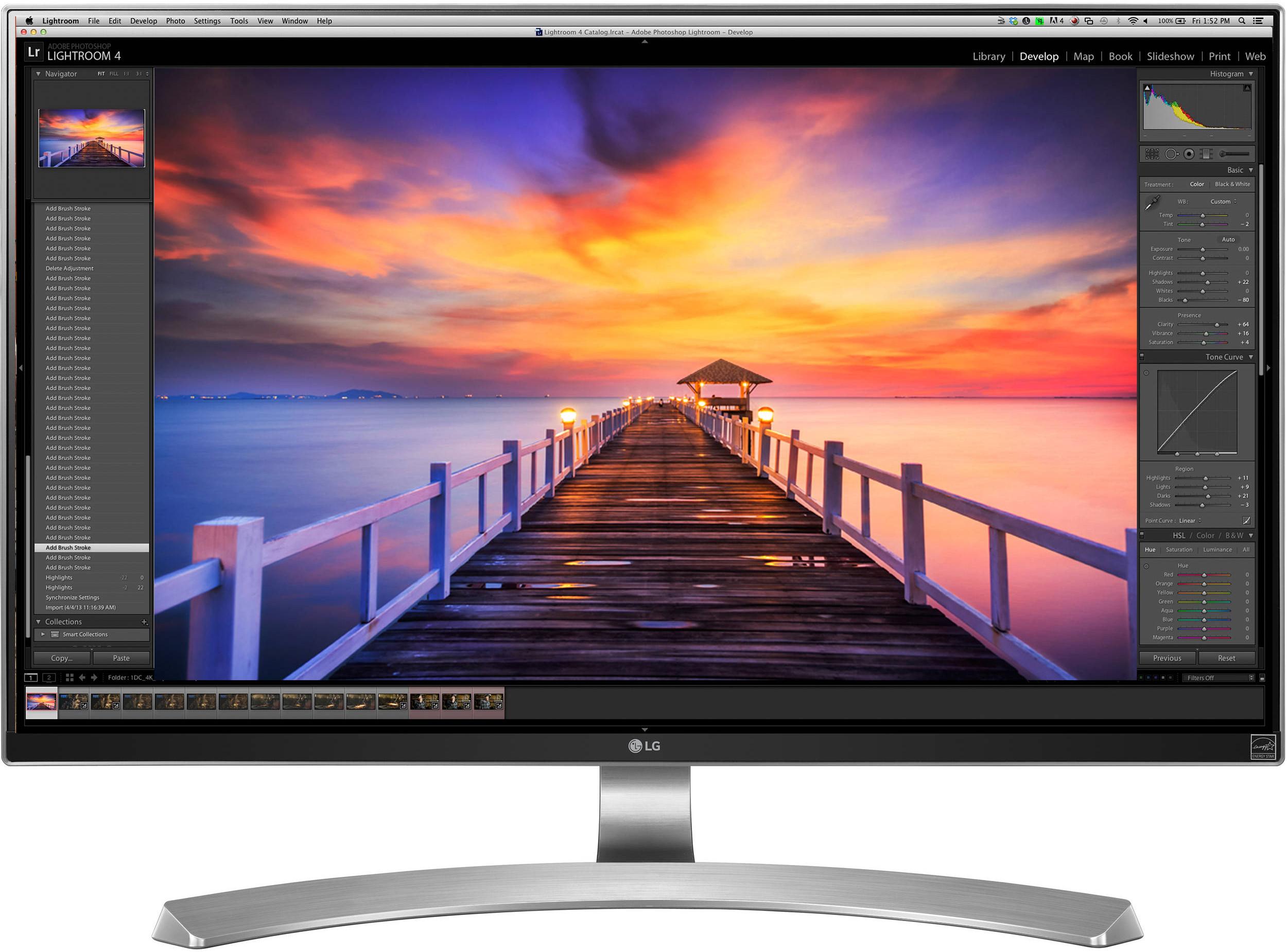 Erfahrungen mit einem 4K-Monitor   Arno Welzel