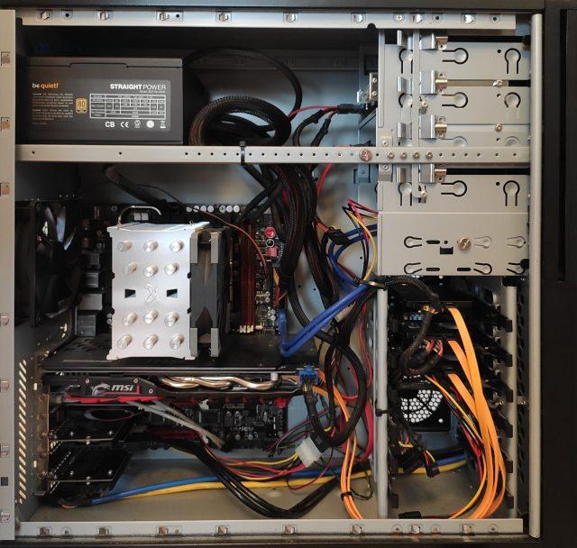 PC-Aufbau 2021-04-24